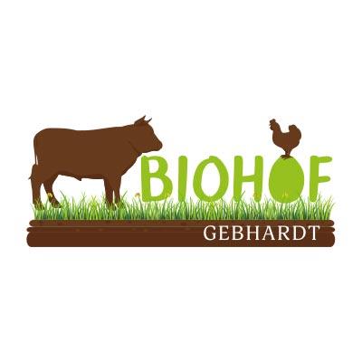 Logodesign Biohof