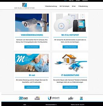 Webdesign Videosysteme