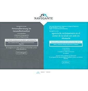 Webdesign Navegante