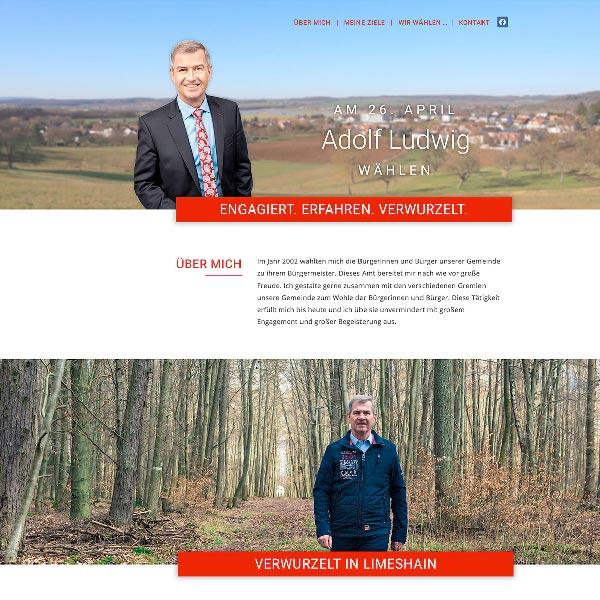 Webdesign-Bürgermeister