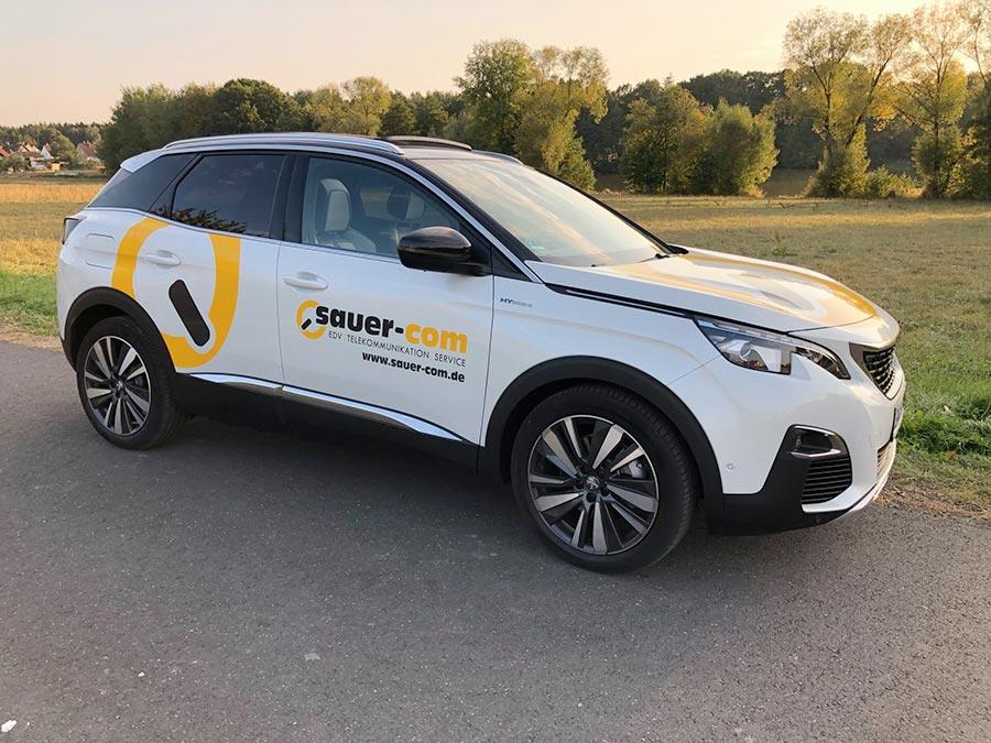 Fahrzeugdesign IT-Service