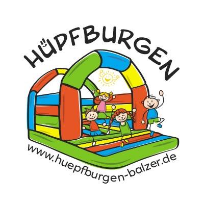 Logodesign Hüpfburgenverleih